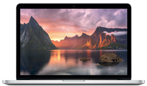 MacBook Pro con display Retina da 13