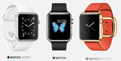 Apple Watch in Italia dal 26 giugno