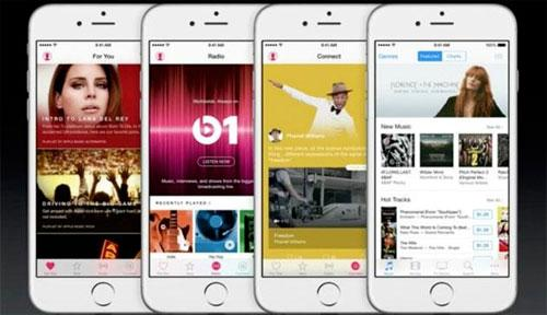 Apple Music, lo streaming di musica di Apple che sfida Spotify
