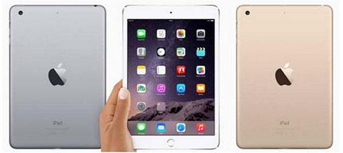 Apple iPad: i nuovi Air 2 e Mini 3 con le offerte 3 Italia